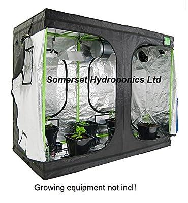 Green-Qube GQS1224 120x240x220cm Grow Tent
