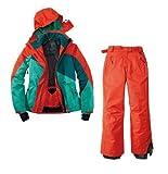 Skianzug 2tlg. Funktioneller Skianzug Für Damen Gr. 40 M-2 Farbe.