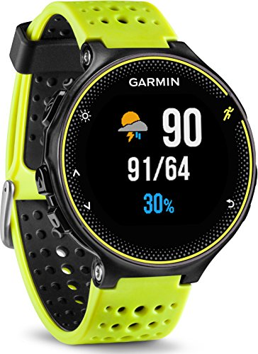 Garmin Forerunner 230 HR GPS-Laufuhr inkl. Herzfrequenz-Brustgurt – 16 Std. Akkulaufzeit, Smart Notifications - 2