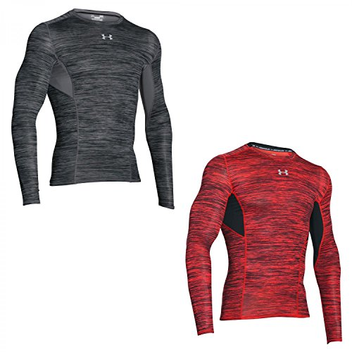 Under Armour UA HG CoolSwitch Comp LS T-Shirt à