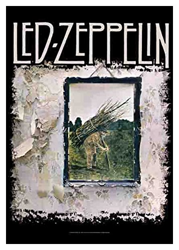 Poster Bandiera - Led Zeppelin | 835