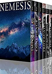 Nemesis Boxset:  A Collection of Gripping Thrillers