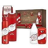 Old Spice - Set de regalo original para hombre, paquete de 4