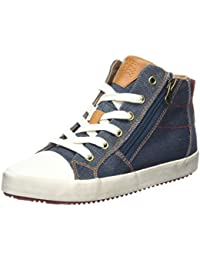 Geox Kids' Alonisso BOY 16 Sneaker