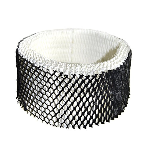 HQRP Filter für Sunbeam SCM1100, SCM1701, SCM1702 Luftbefeuchter Cool Mist Filter A Ersatz mit HQRP Untersetzer (Scm1100 Luftbefeuchter)