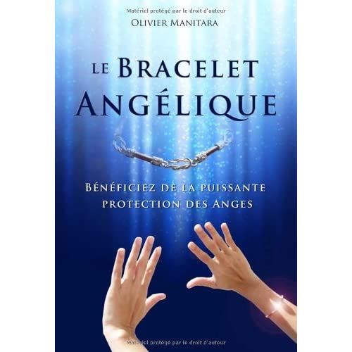 Le Bracelet Angelique - Coffret Livre + Bracelet