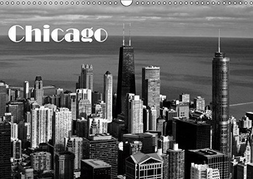 Chicago 2019 (Wandkalender 2019 DIN A3 quer): Chicago City, abseits der Touristenpfade (Monatskalender, 14 Seiten ) (CALVENDO Orte)