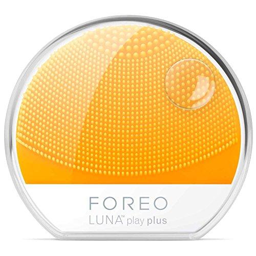 LUNA play plus de FOREO es el cepillo facial recargable de silicona  S