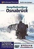 Dampflokhochburg Osnabrück [Alemania] [DVD]