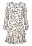 Tamaris - Vestido - para Mujer Creme-Gemustert 42