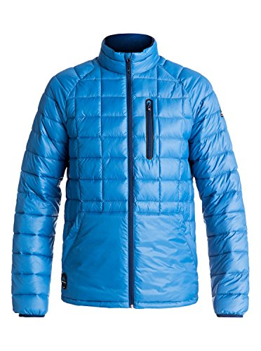 Quiksilver Release - Insulator Jacket - Insulator-Jacke - Männer - S - Blau (Insulator Jacke Männer)