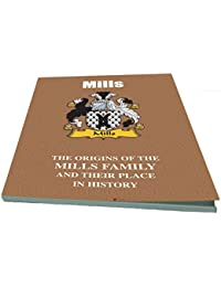 Mills Family History Book