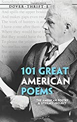 101 Great American Poems[ 101 GREAT AMERICAN POEMS ] By American Poetry & Literacy Project ( Author )Jan-21-1998 Paperback