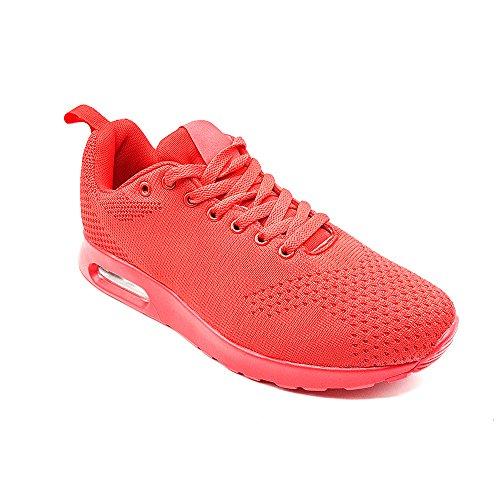 Chaussures Esx01parent Course Cestfini Rouges Homme Pour De tfvfwx
