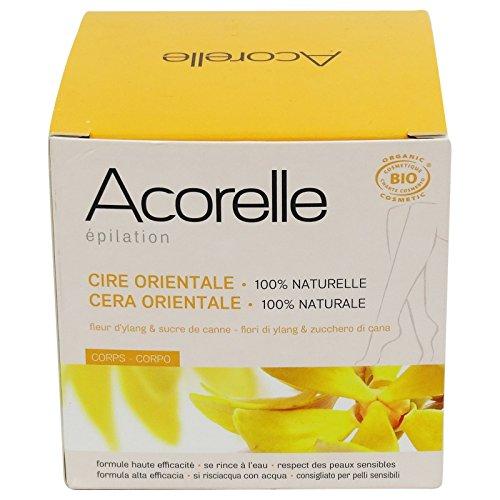 ACORELLE - Cire Orientale avec Fleur d' Ylang et Sucre de Canne -