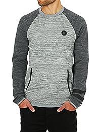 Hurley Sweatshirts - Hurley Phantom Advance Crew - Dark Grey Heather