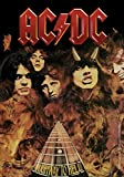 AC/DC Highway to hell Flagge Standard