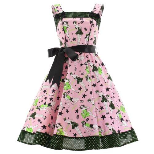 Bunny robe robe dIXIE clair Rose - Rose bonbon