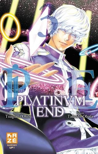 Platinum End Edition simple Tome 3