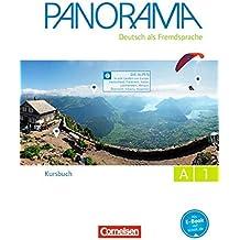 Panorama: A1: Gesamtband - Kursbuch mit interaktiven Übungen auf scook.de: Mit Augmented-Reality-Elementen