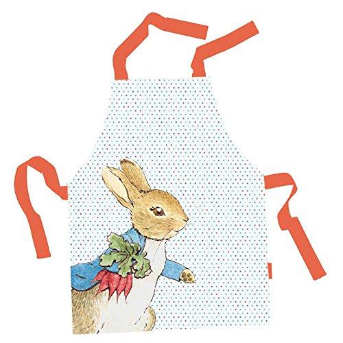 Petit Jour Paris Peter Rabbit enfants tablier facile d'entretien