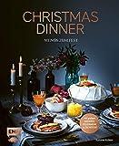Christmas Dinner – Menüs zum Fest – Mit großem Aromenfeuerwerk zu Silvester: Zwölf festliche 4-Gänge-Menüs: von…