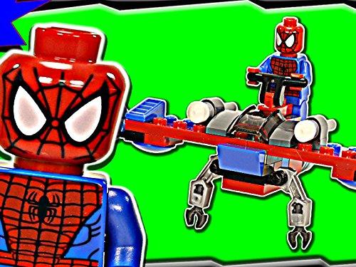 Clip: Spider-Man Glider