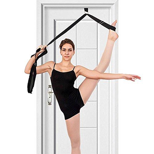 Türbeinspanner, Flexibles Bein Verlängern Ballett Stretch Band für Tür