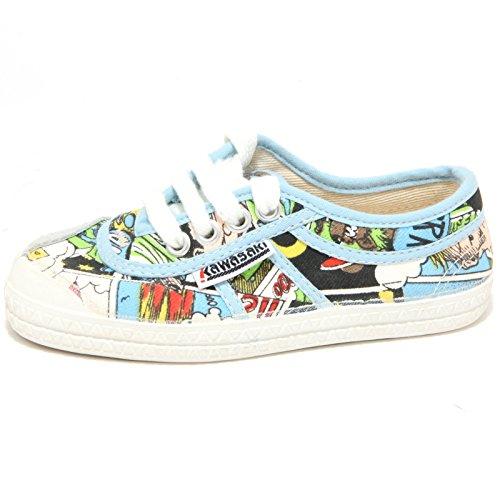 33977 sneaker bimbo (senza scatola) KAWASAKI CARTOON 23 kids [25]