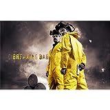 Breaking Bad (38inch x 24inch / 96cm x 60cm) Silk Print Poster - Seide Plakat - 266AB4