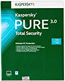 Kaspersky Pure 3.0 Total Security 1PC / 1 Year (Old Edition)