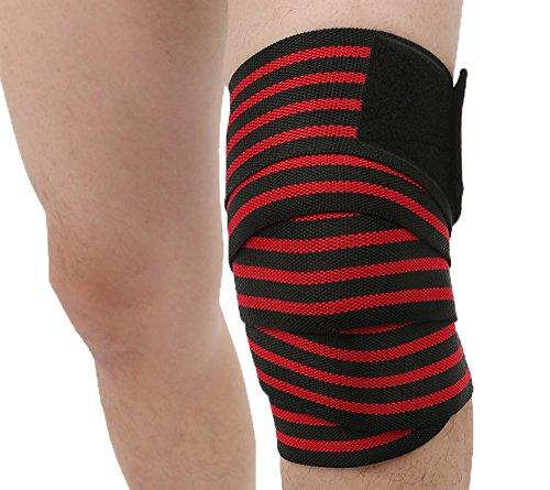 Elastische Knöchel Unterstützung Fuß Compression Wrap Bandage Brace mit Klettverschluss Bandage Brace Guard