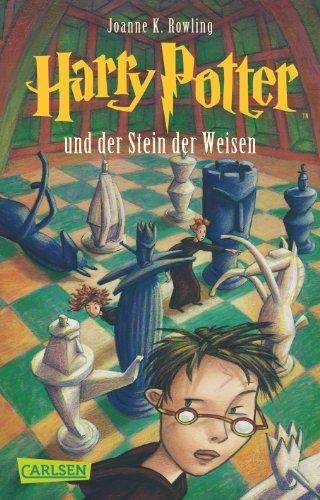 Harry Potter Und der Stein der Weisen (German Edition) by J K Rowling (2005-07-01)