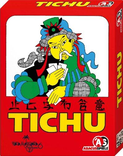 Preisvergleich Produktbild ABACUSSPIELE 08981 - Tichu, Gesellschaftsspiel