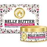 Mom & World Belly Body Butter with Mango and Cocoa for Stretch Marks