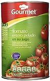 Gourmet - Tomate entero al natural - 2.655 kg