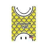 Herlitz 50016051 Aufgabenheft A5, 48 Blatt Smiley Schwarz/Gelb Faces