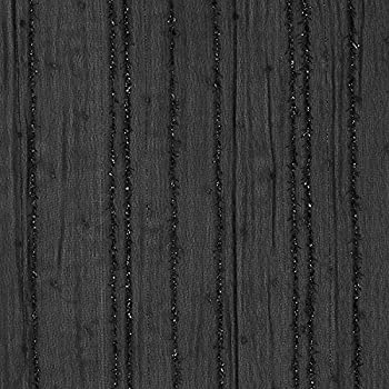 3f72331ac8a266 Fabulous Fabrics Chiffon Pailletten Traum – schwarz — Meterware ab 0 ...