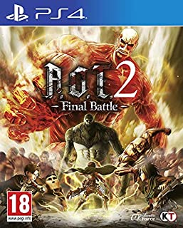 A.O.T. 2: Final Battle - PlayStation 4 (B07PRYQCCM) | Amazon price tracker / tracking, Amazon price history charts, Amazon price watches, Amazon price drop alerts