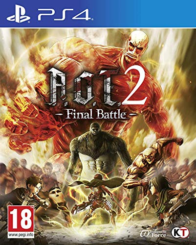 A.O.T. 2: Final Battle - PlayStation 4