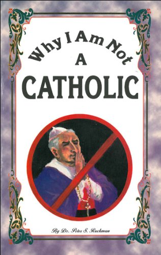 why i am a catholic Former marine frank weathers came to catholicism later in life, and his passion for the faith comes through in his writing.