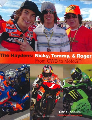 The Haydens: Nicky, Tommy & Roger por Chris Jonnum