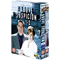 Above Suspicion One and Two Boxed Set
