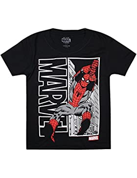 Marvel The Amazing Spiderman, Camiseta para Niños