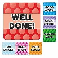 Spotty Praise Reward Praise Stickers