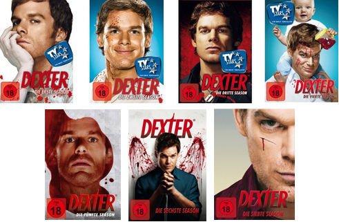Staffeln 1-7 (28 DVDs)