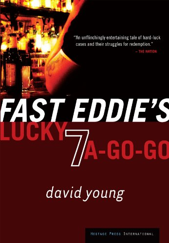 Fast Eddie's Lucky 7 A-Go-Go (English Edition)