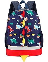Uworth Kids Dinosaur Backpack Boys Toddler Backpack Rucksack