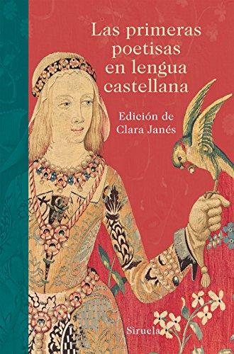 Las primeras poetisas en lengua castellana (Libros del Tiempo nº 338) por VV. AA.