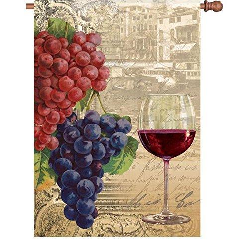 Vintage Premier Designs (Premier 28in. Flagge-Vintage Wein)